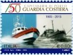 Francobollo Guardia Costiera