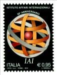 Francobollo Istituto Affari Internazionali