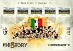 Francobollo Hi5tory Juventus