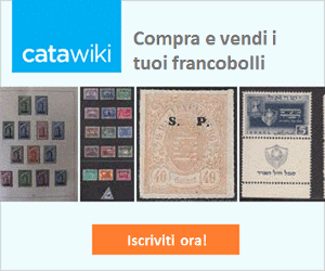 Acquista Francobolli su Catawiki
